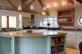 Long Barn, Charlton, Kitchen