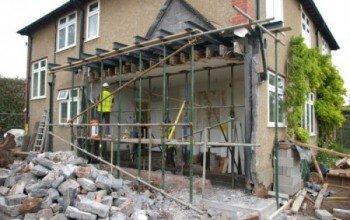 Milton Lane Demolision